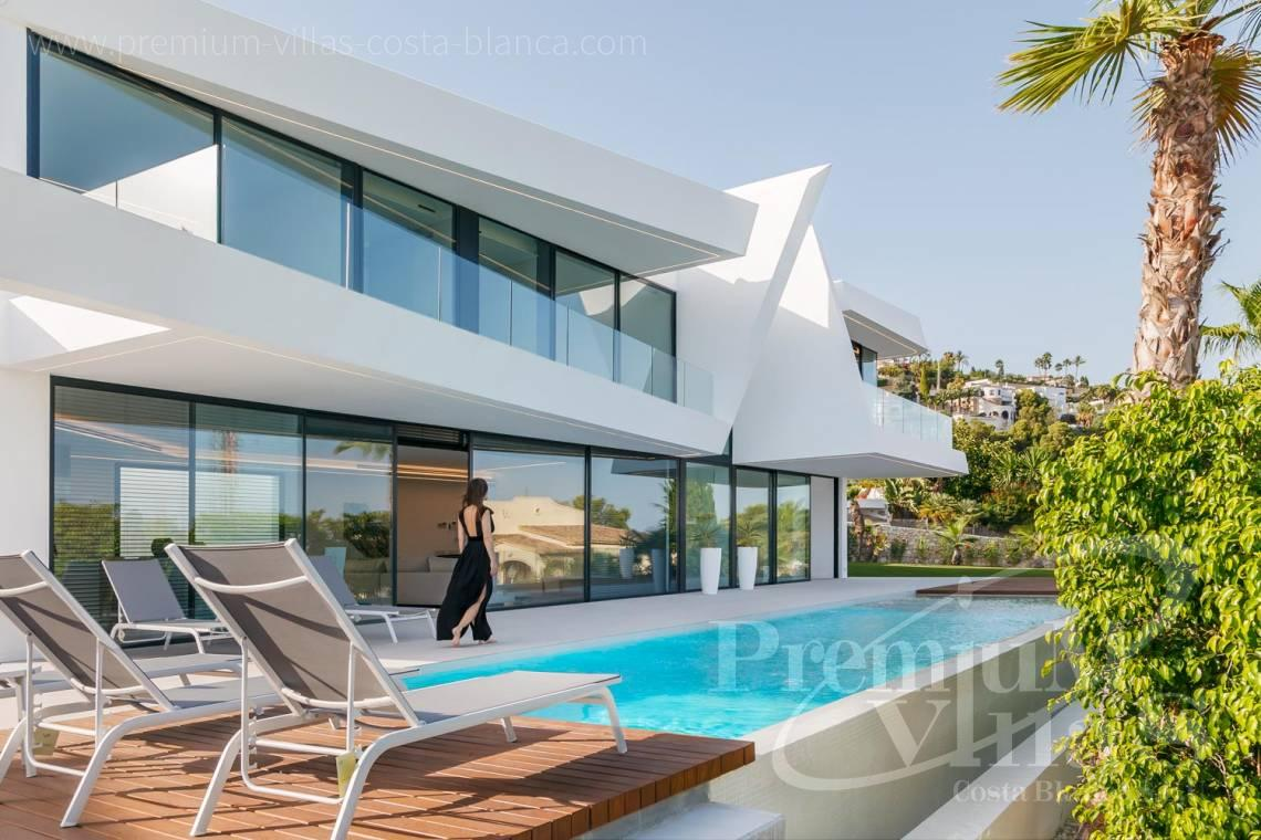 - C2127 - Luxury villa in Moraira 2.5 km from the beach with sea views 3