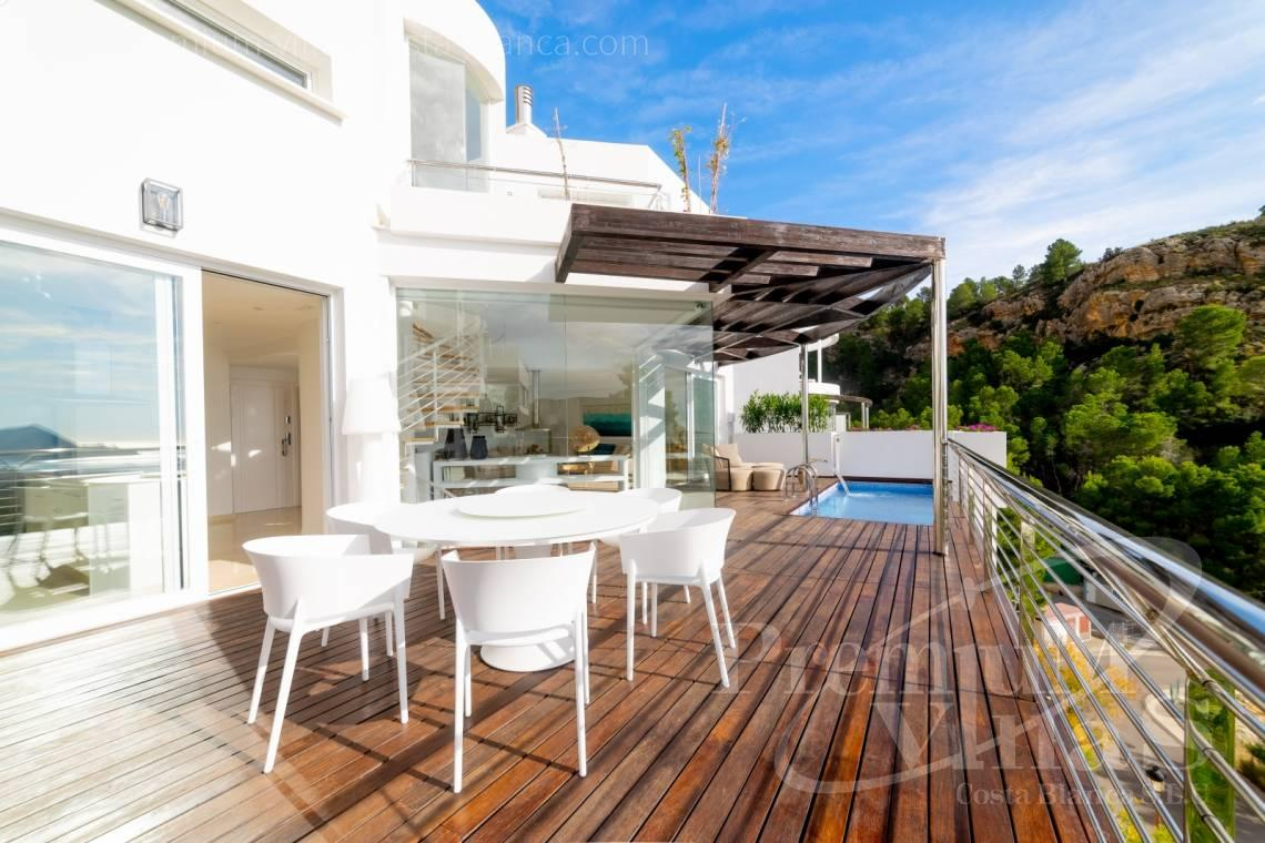 house villa for sale Altea Costa Blanca Spain - C2290 - Modern villas with private lift in the Sierra de Altea 6