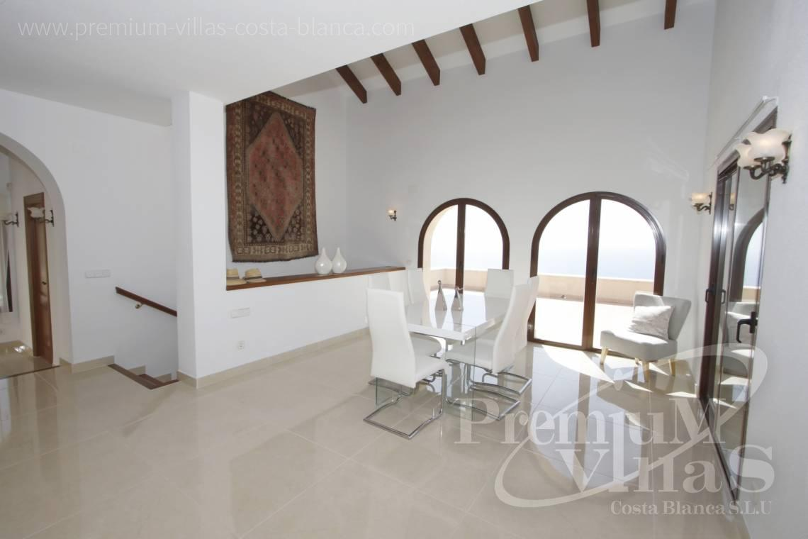 - C1962 - Mediterranean villa on a top location in Altea Hills with Tennis court 18