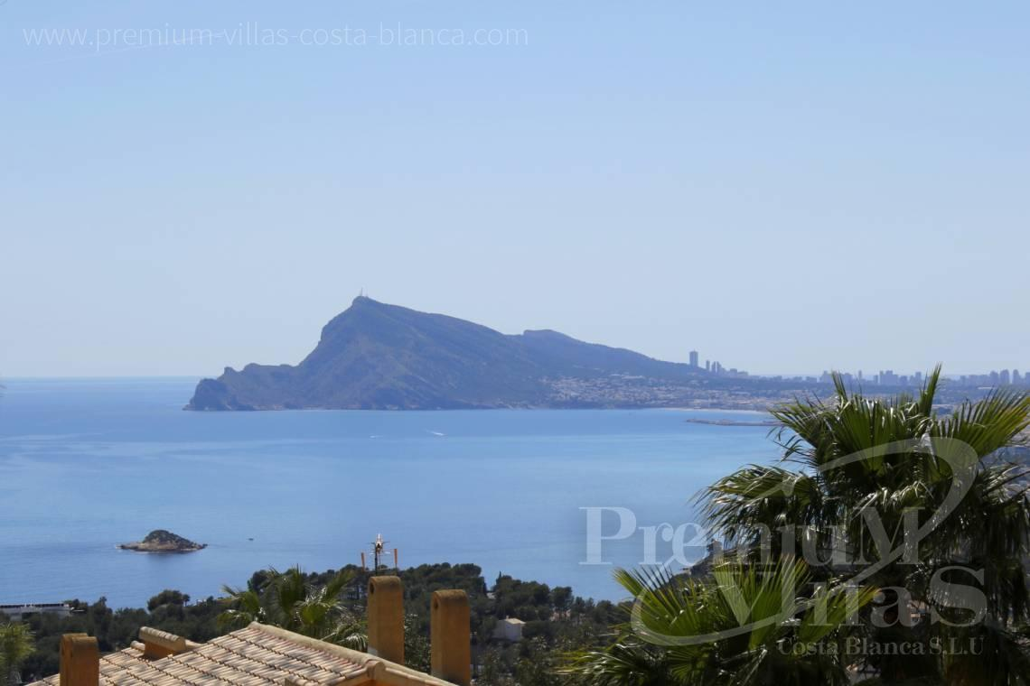 - C2138 - New construction of a modern villa in Altea Hills with fantastic views 30