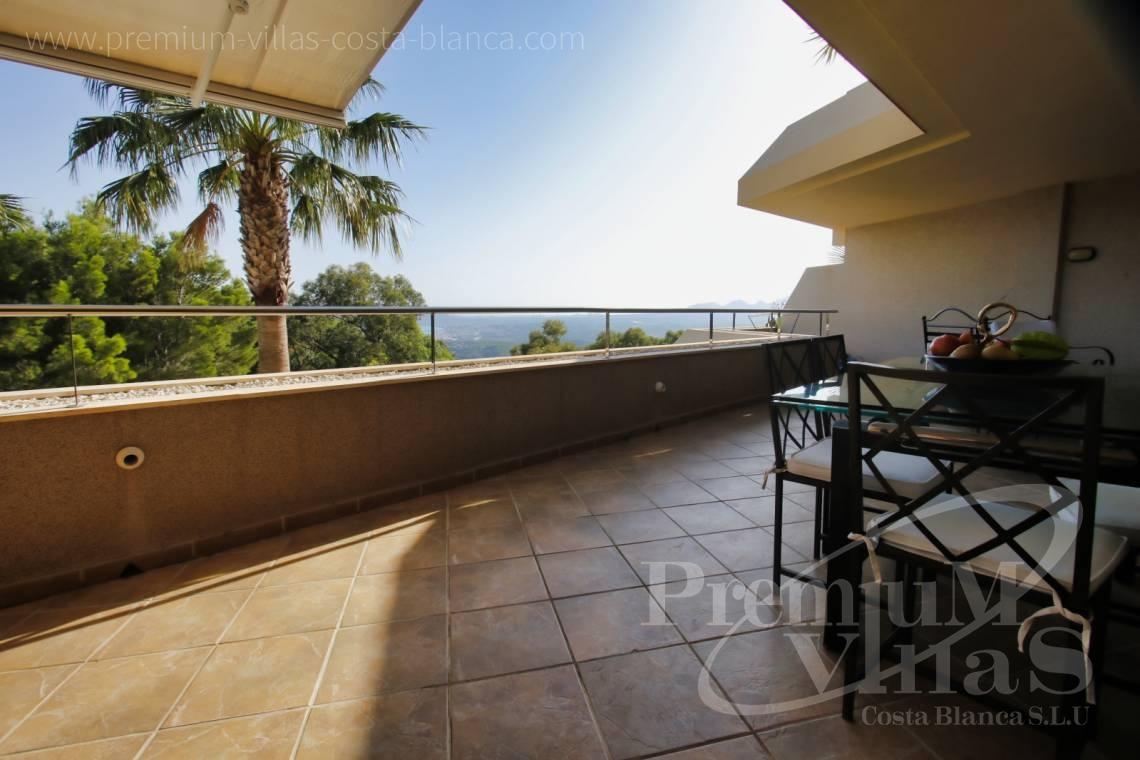 Apartment with large terrace for sale in Villa Marina Golf Altea - A0602 - Apartment in Villa Marina Golf, Altea, with sea views 21