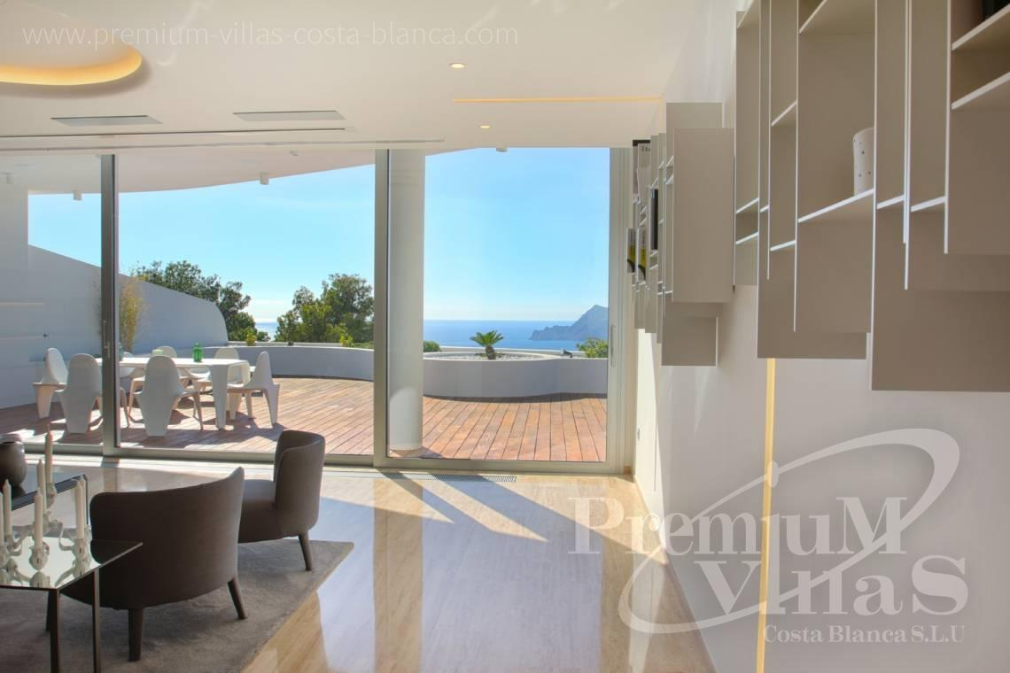Penthouse apartment sea views Altea Costablanca - A0408 - OPPORTUNITY, last corner apartment for sale!!!  6