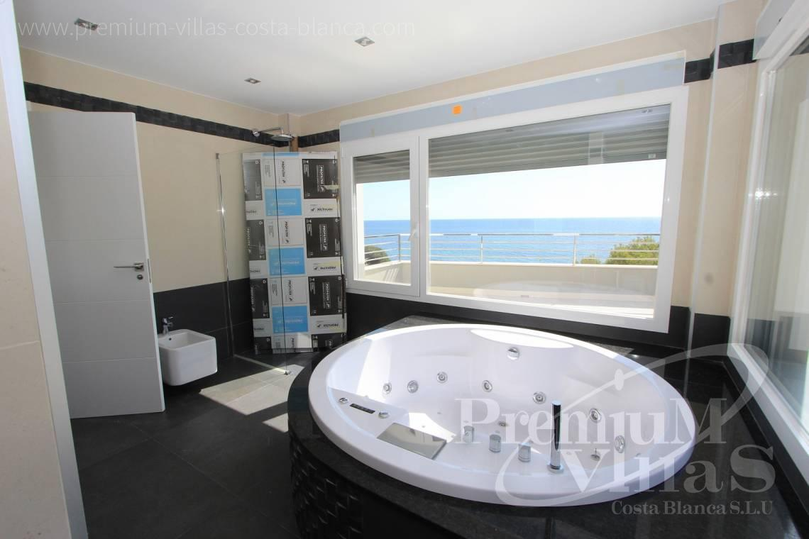 - C1645 - 1st sea line: Modern luxury villa with access to the beach in Calpe 11