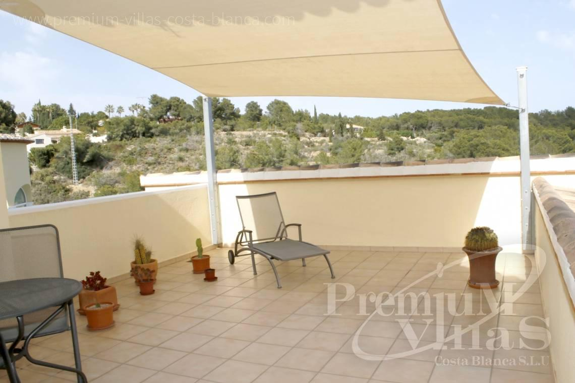 - C2155 - Beautiful villa in Benissa Costa with wonderful terraces, nice views and only 1 km from the beach 30