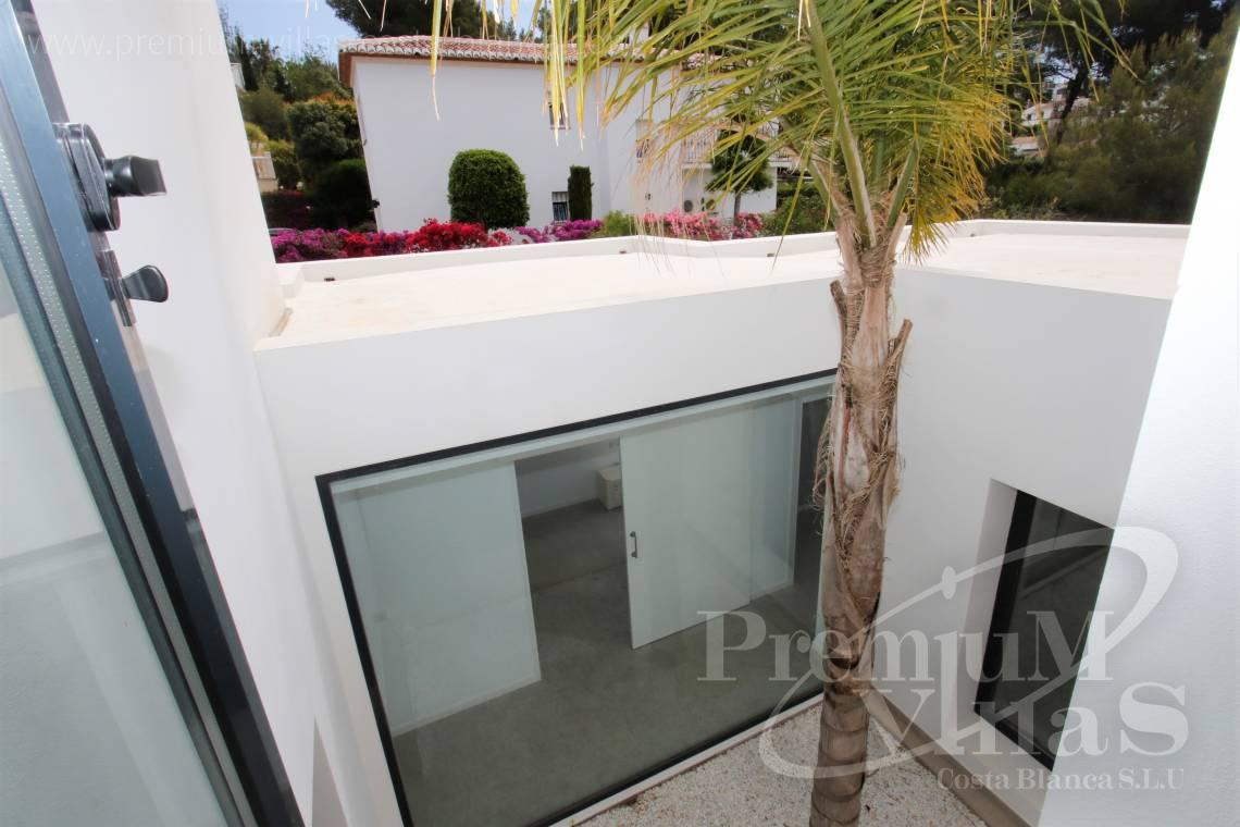 - C2164 - Newly built villa near the Javea Golf Course with spectacular mountain views. 10