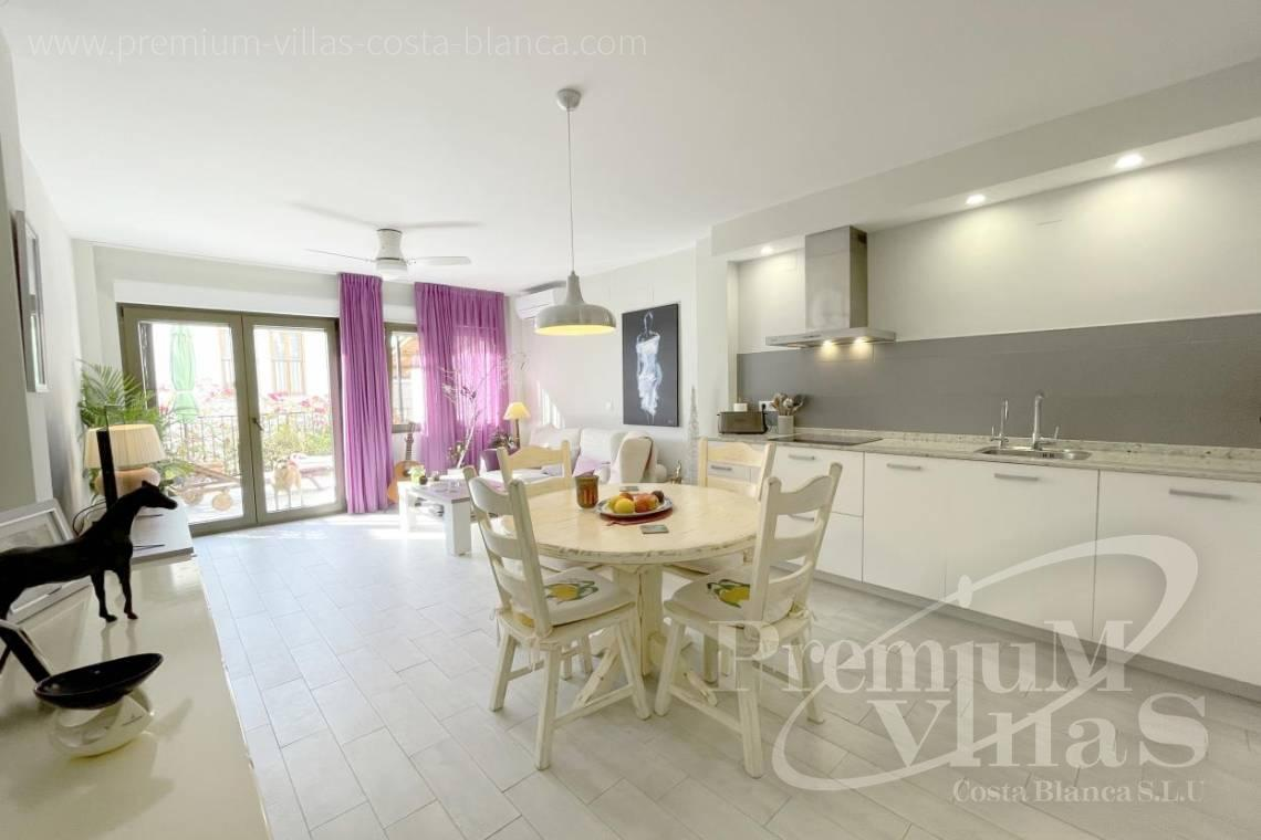 - AC0704 - Renovated flat with charm directly in the old town of Altea 12
