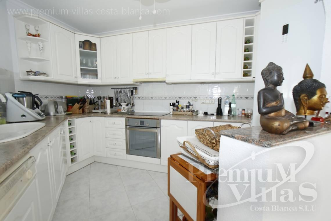 - C2202 - Beautiful house on flat plot in Calpe 7