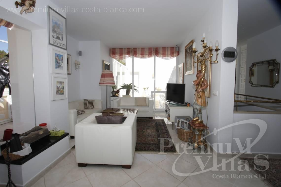 - C2141 - House in Altea with indoor pool, sauna, lift and guest apartment 12