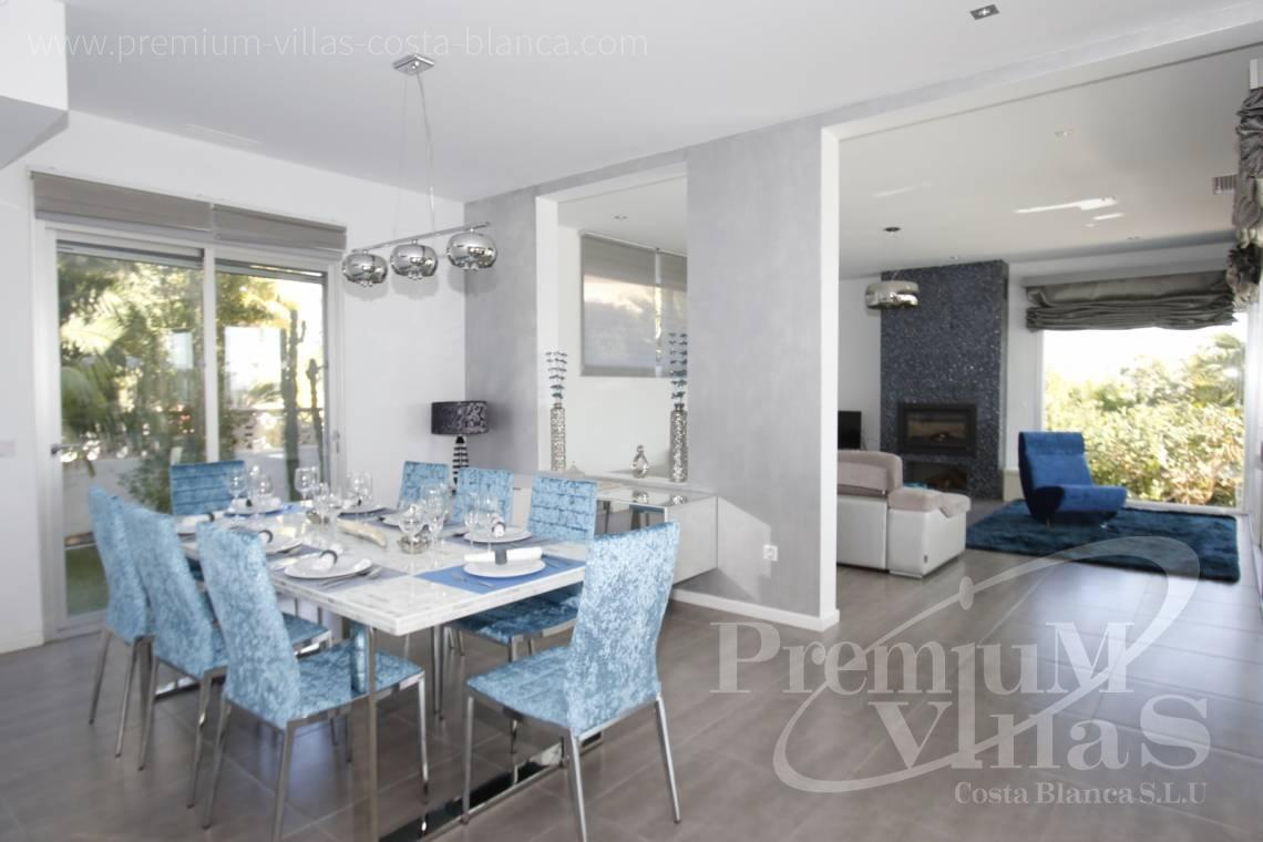 - C2130 - Modern villa for sale next to the town Calpe 4
