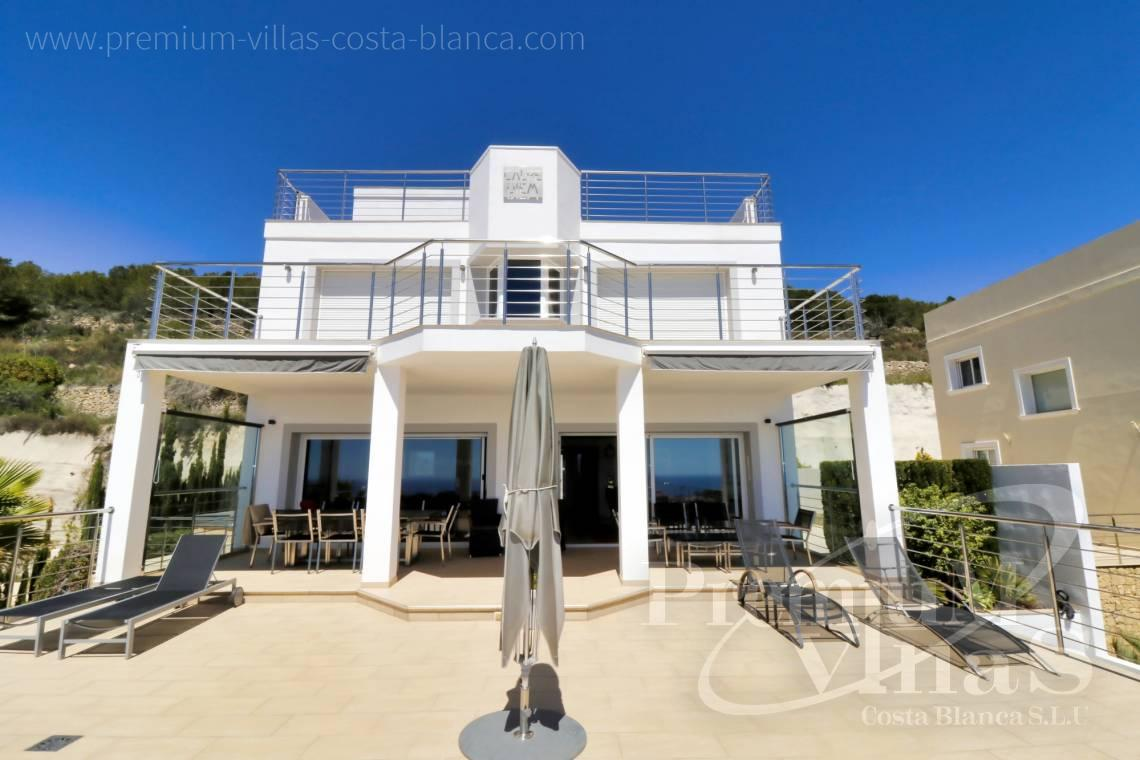 Buy villa in Calpe Costa Blanca - C1784 - Modern villa with a lift and great sea views in Calpe 26