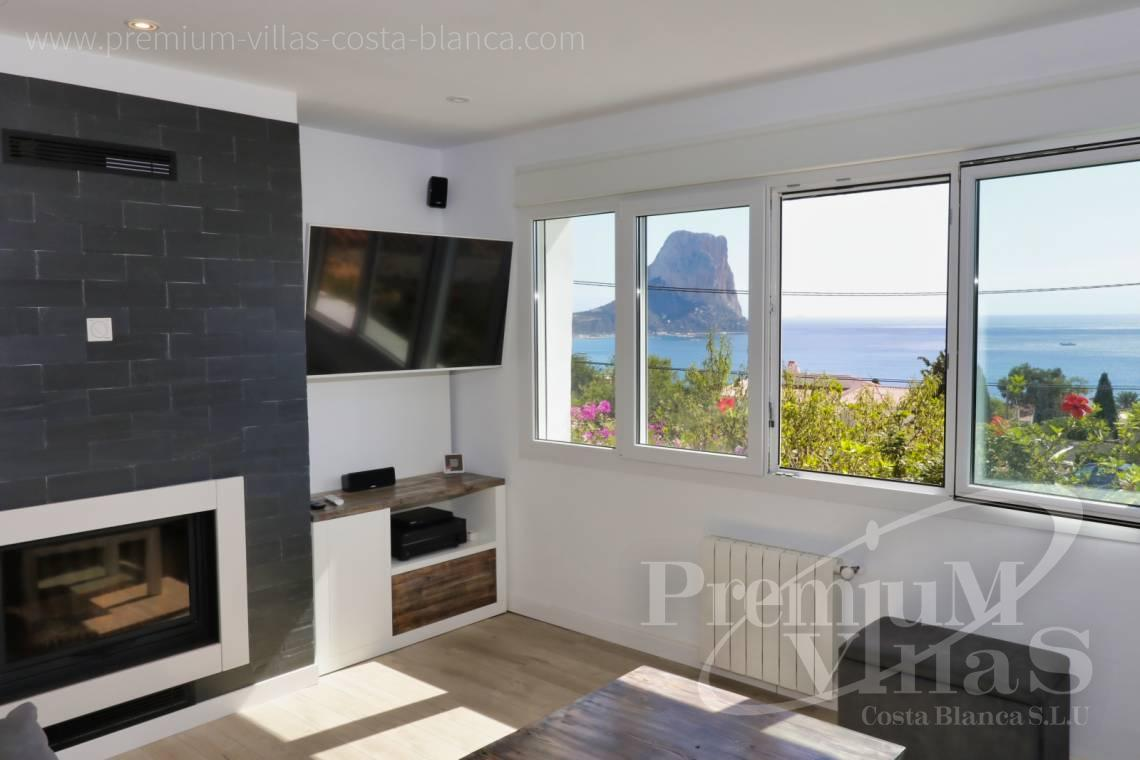 buy property Costa Blanca Spain - C2222 - Villa in the centre of Calpe, 200m from the beach 5