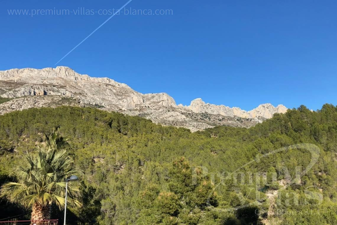 - C2132 - House surrounded by nature with beautiful sea and mountain views in Altea. 22