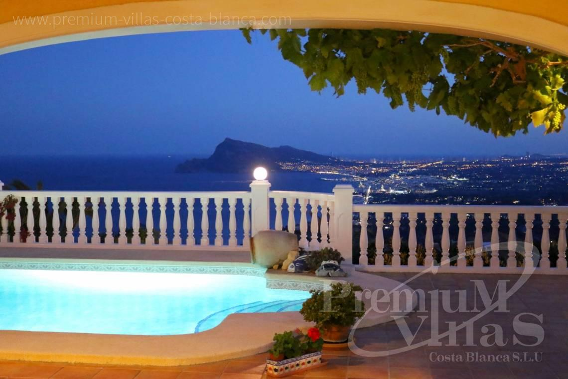 Buy 3 bedroom villa in Altea Hills Costablanca - C2041 - Location, location location! Fantastic villa in Altea Hills  11