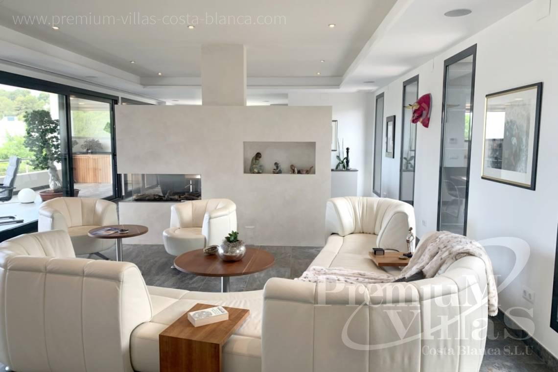- C2433 - Spacious modern luxury villa in Moraira 12