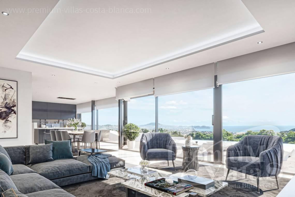- C2490 - Modern luxury villa with panoramic sea views in Calpe 5