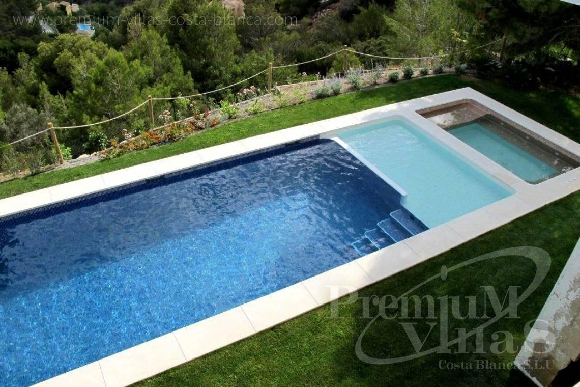 - C1855 - Luxury villa in Altea Hills with stunning sea views and two pools 8