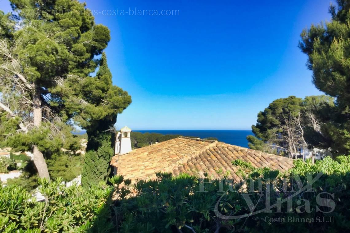 House for sale with sea views in La Fustera Benissa - CC2307 - Mediterranean house with sea views in Benissa Costa 2