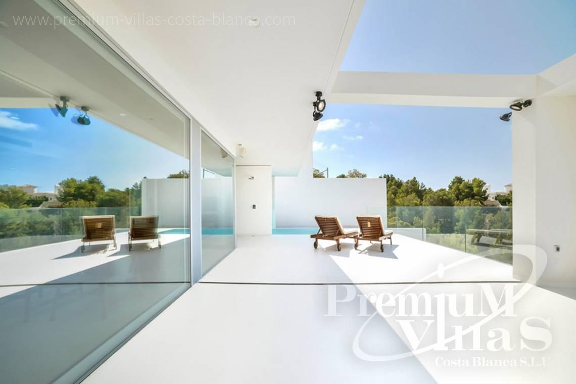 modern house Altea Costa Blanca - C1472 - Modern villas (4 units left) with sea views in Altea 1
