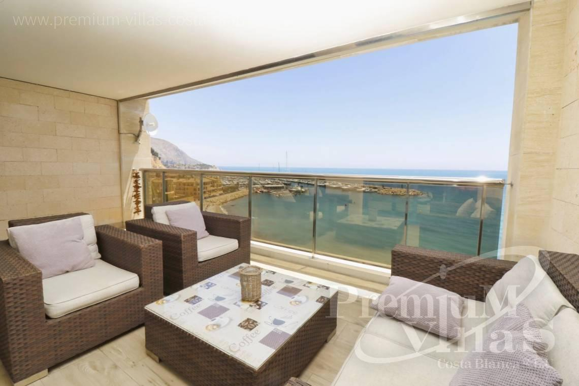 For sale frontline apartment in Campomanes Altea - A0644 - Beachfront apartment in Campomanes, Altea 4