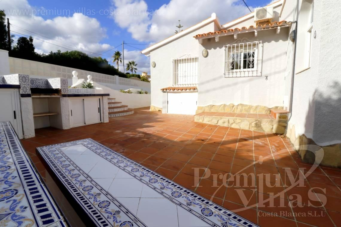 - C2231 -  House in Calpe with guest apartment 4