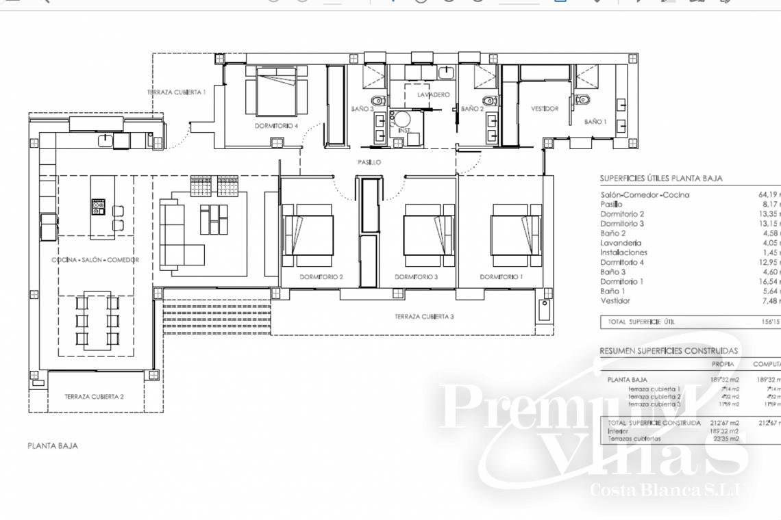 - C2441 - Modern new construction villa on one level in Calpe 7
