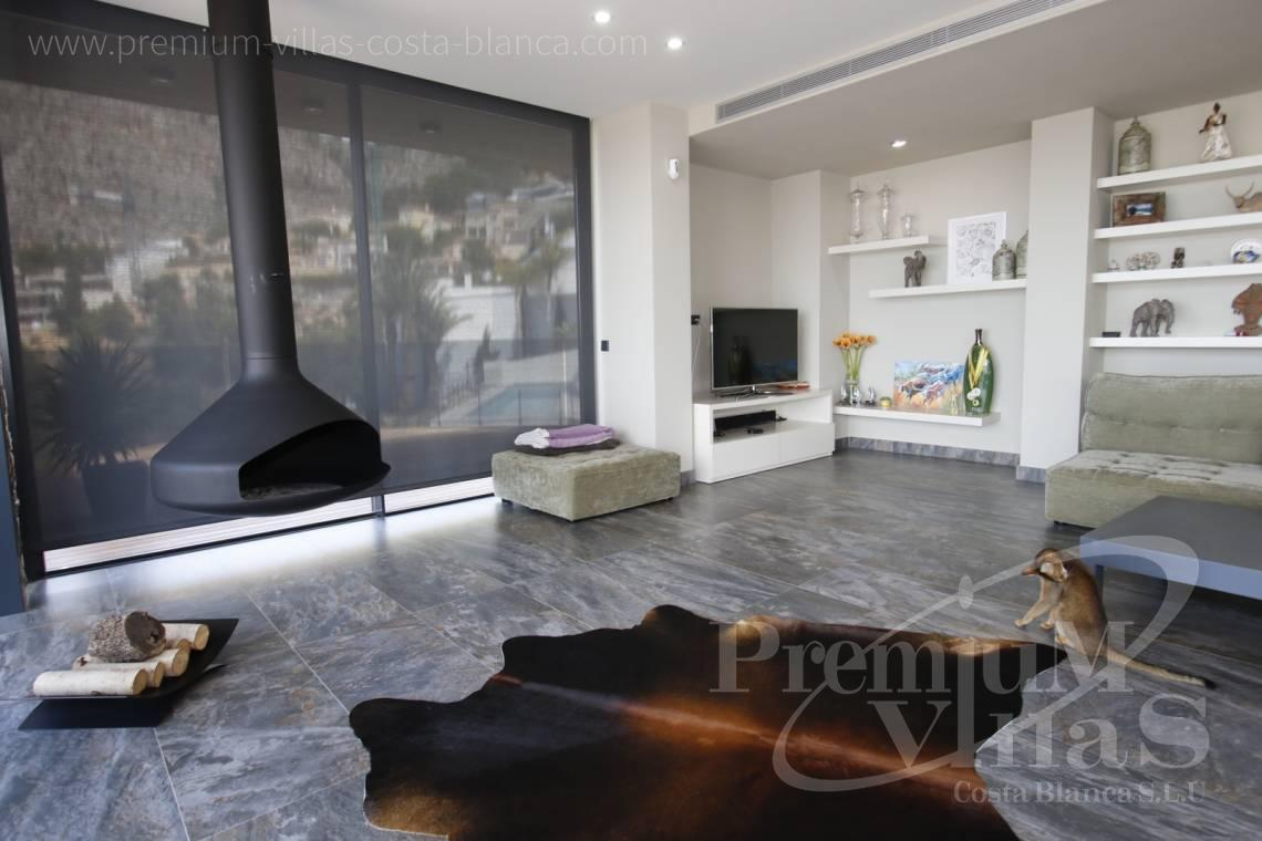 - C2173 - Ultra-modern villa in Altea Hills with elevator, spa and stunning sea views. 18