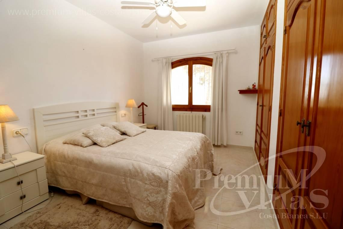 - C2265 - Sea view mediterranean villa 3 bedrooms in Calpe 14