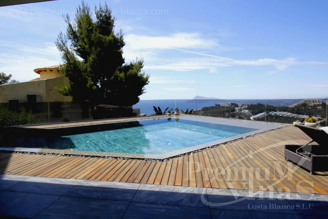 property for sale Altea Hills - C2173 - Ultra-modern villa in Altea Hills with elevator, spa and stunning sea views. 32