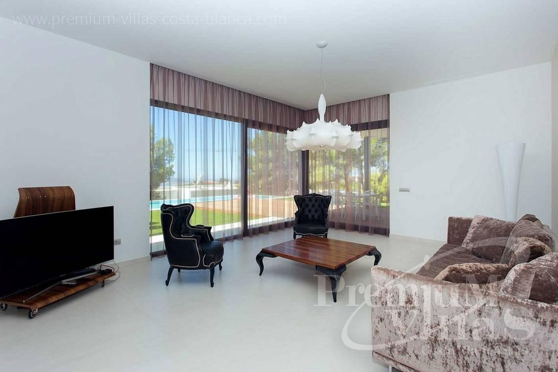 Buy house villa property Altea Hills Costa Blanca - C2081 - Spacious luxury villa in Altea Hills 13