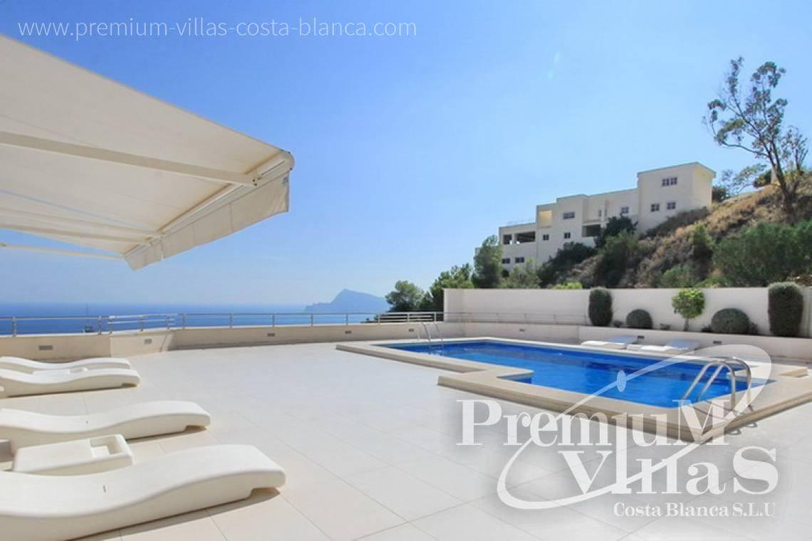 Apartments for sale in residential Mare Nostrum Altea - A0612 - Modern apartment in residential Mare Nostrum, Altea 3