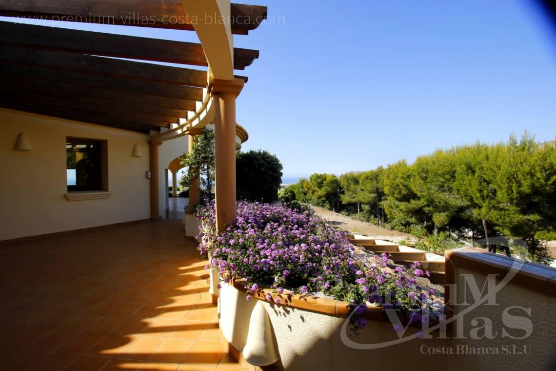 - C2174 - Luxury mansion on 3 levels with elevator and sea views in Calpe 21