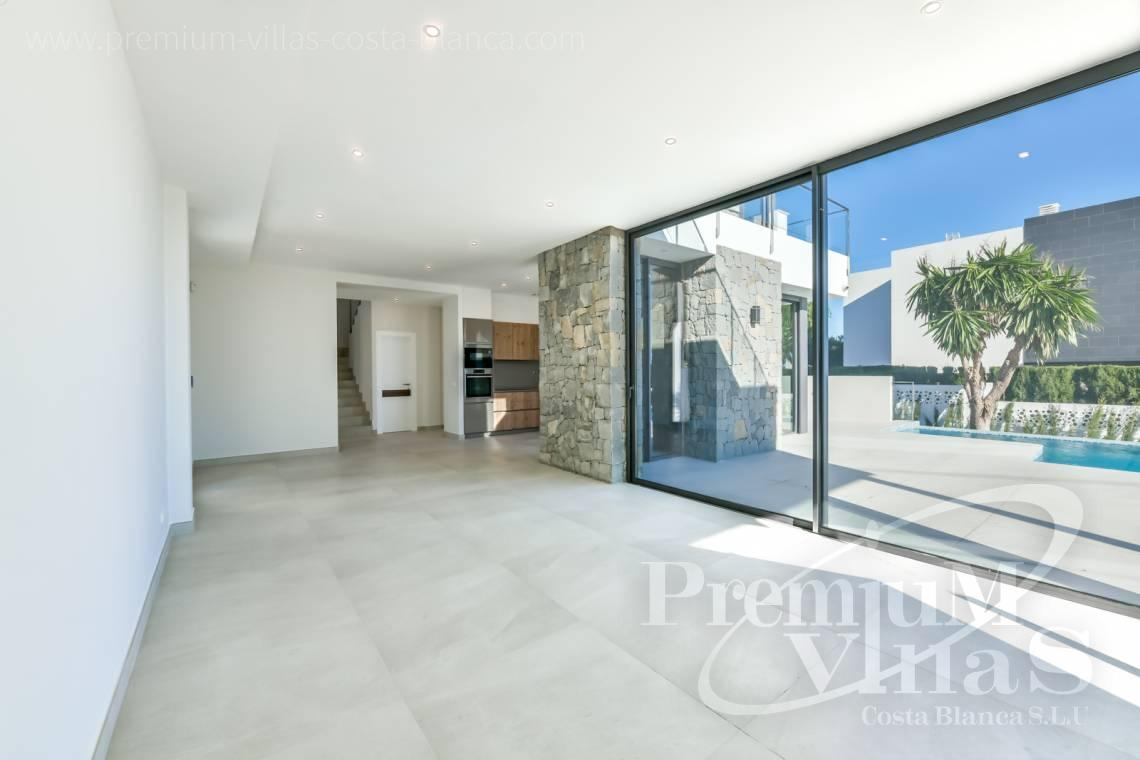 - C2368 - Modern villa with sea views in Calpe 8