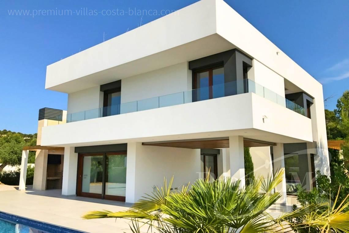 Buy bioclimatic villa in Moraira Costablanca - C2075 - Bioclimatic villa for sale 4