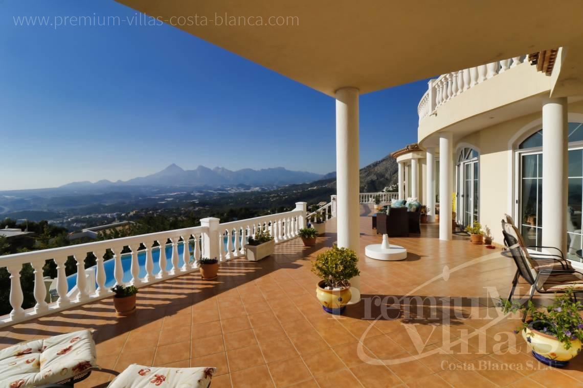 - C2251 - Luxury villa in prime location in Altea 5