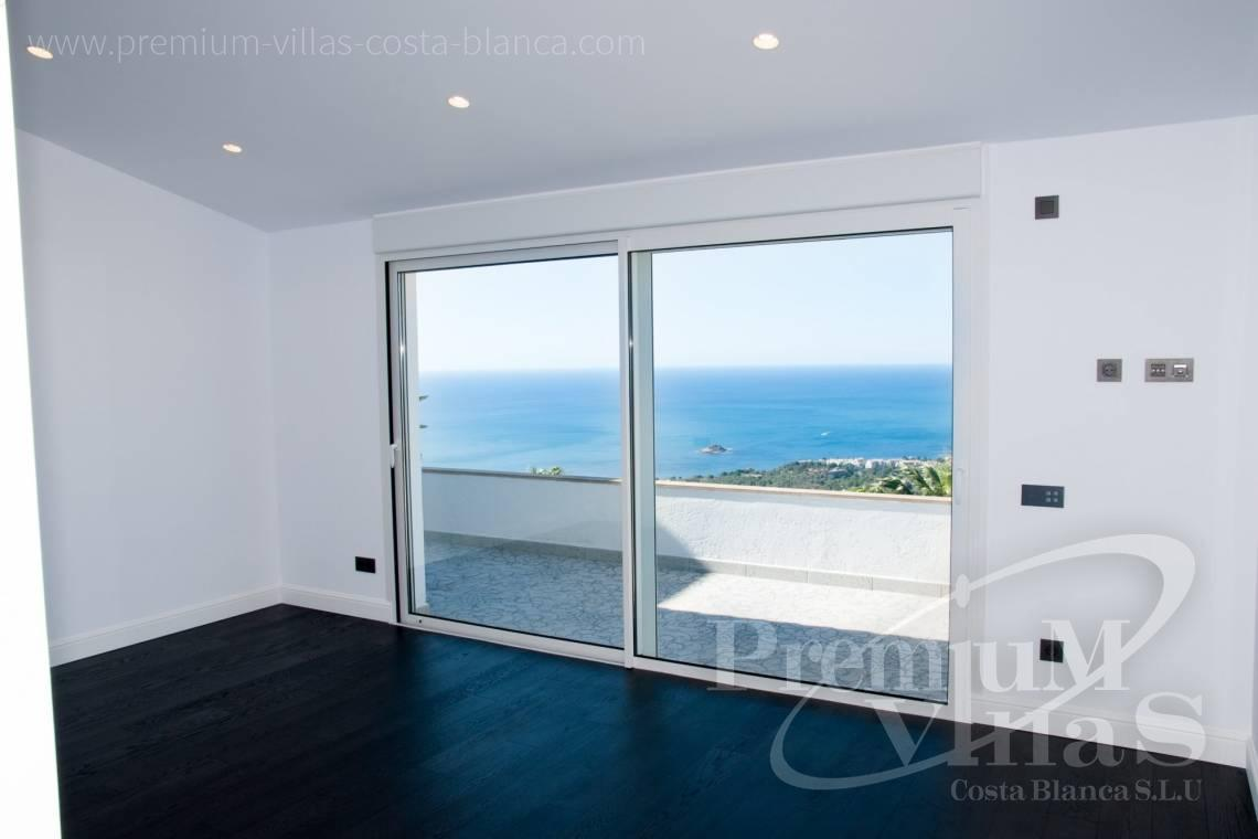 - C2316 - Modern luxury villa with sea views in Altea 12
