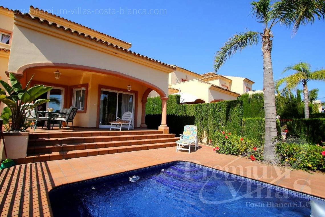 Buy 3 bedroom villa in Altea Costablanca - C2071 - Well maintained villa nearby Altea 21