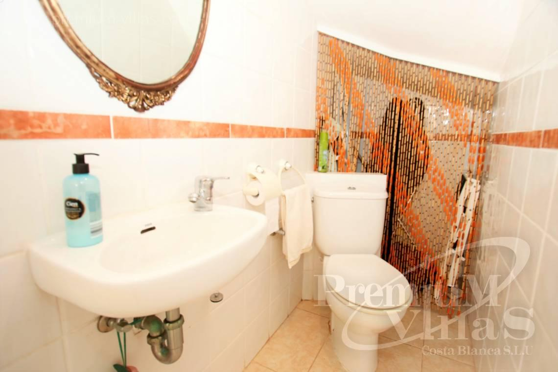 - C2183 - Villa in central urbanization of Calpe close to the beaches and all amenities 22