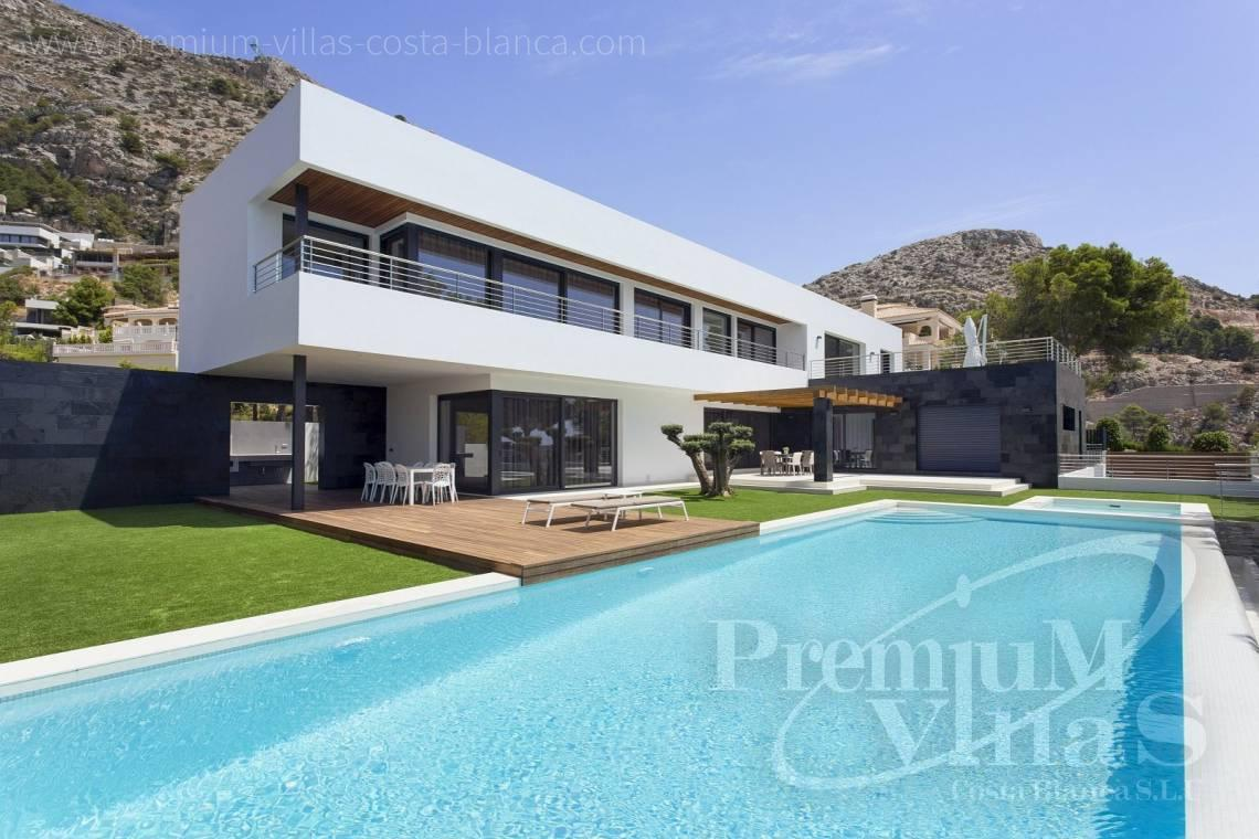 Luxury villa with guest apartment for sale in Altea Hills Costablanca - C2081 - Spacious luxury villa in Altea Hills 2
