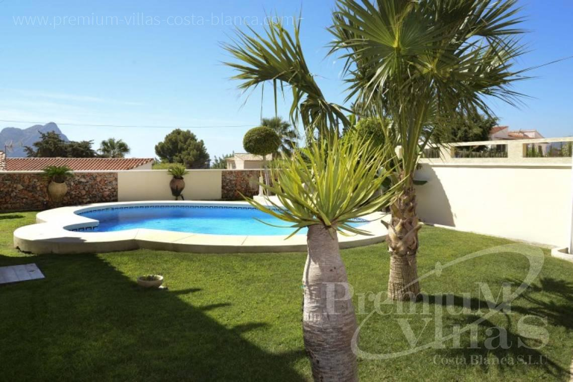 - C2223 - Modern villa in Calpe close to the beach  3
