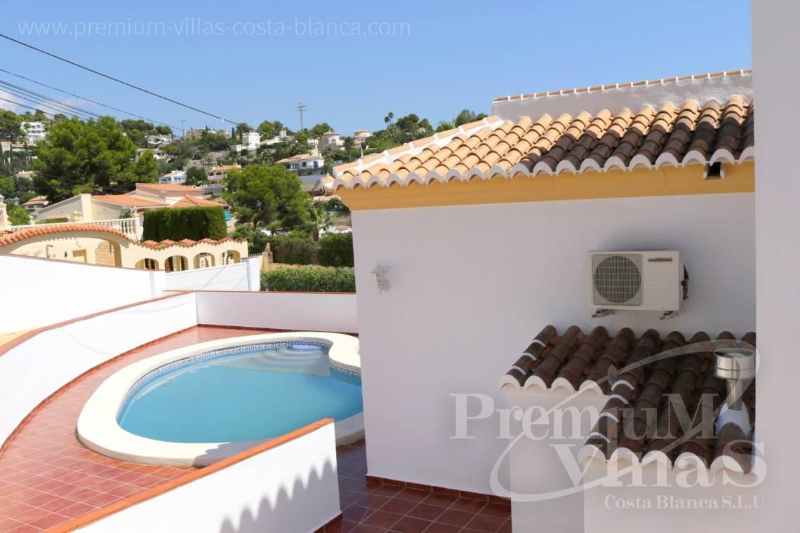 buy property Costa Blanca Spain - C2087 - New house in Benissa for sale with sea view 5