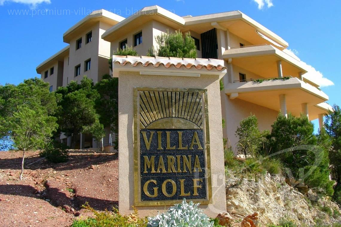 Luxury apartment for sale in Villa Marina Golf Altea - A0527 - Very spacious apartment with a 162 sqm terrace and fantastic sea views 4
