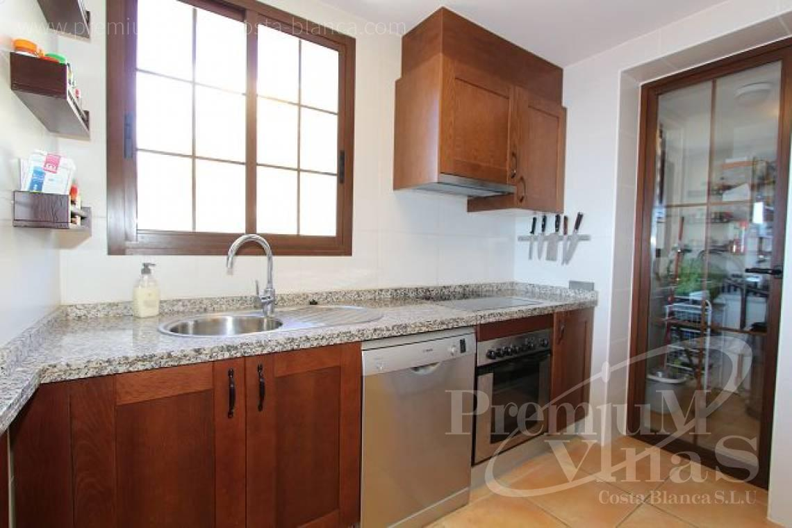 - C1781 - Cozy corner townhouse with nice terraces, fantastic sea views in Altea Hills! 5