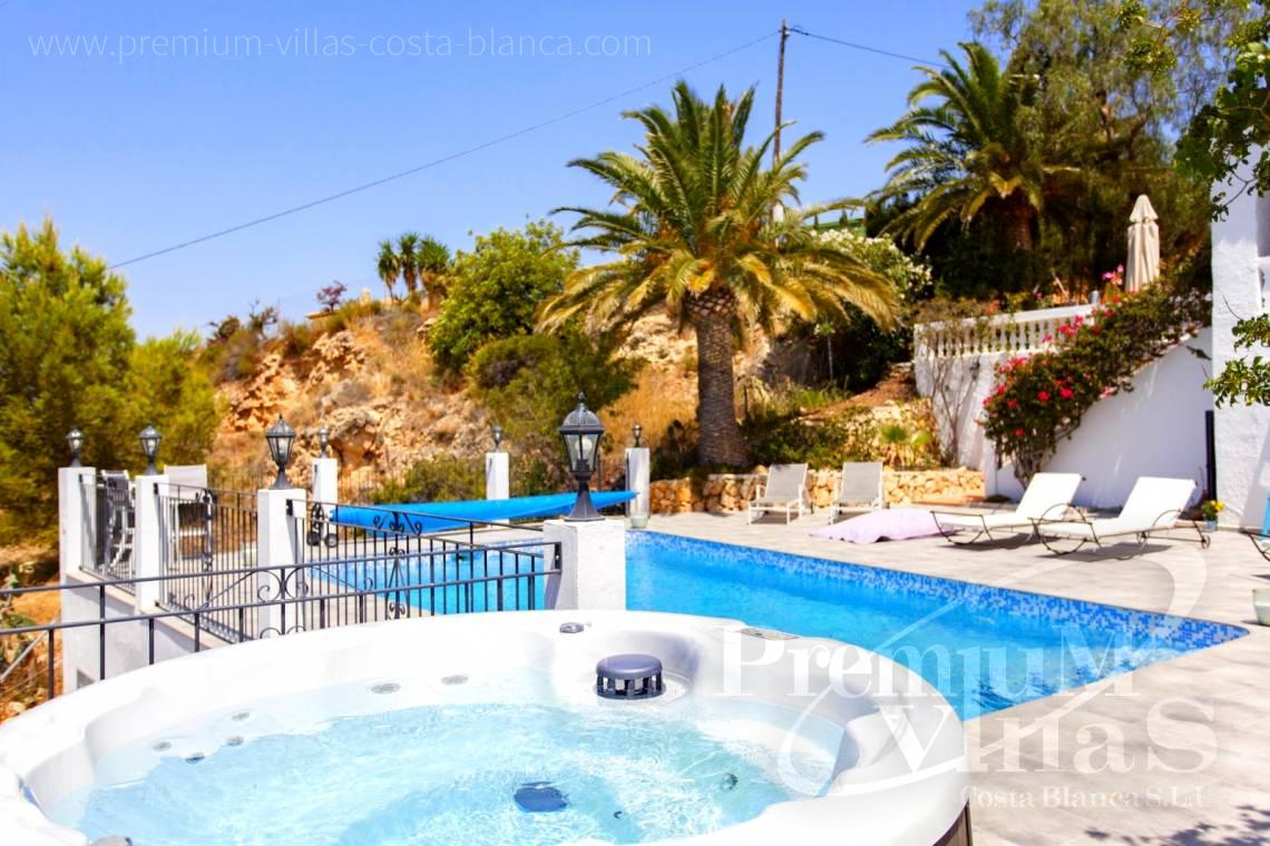 - C2108 - Amazing villa near Altea Old town with sea views  5