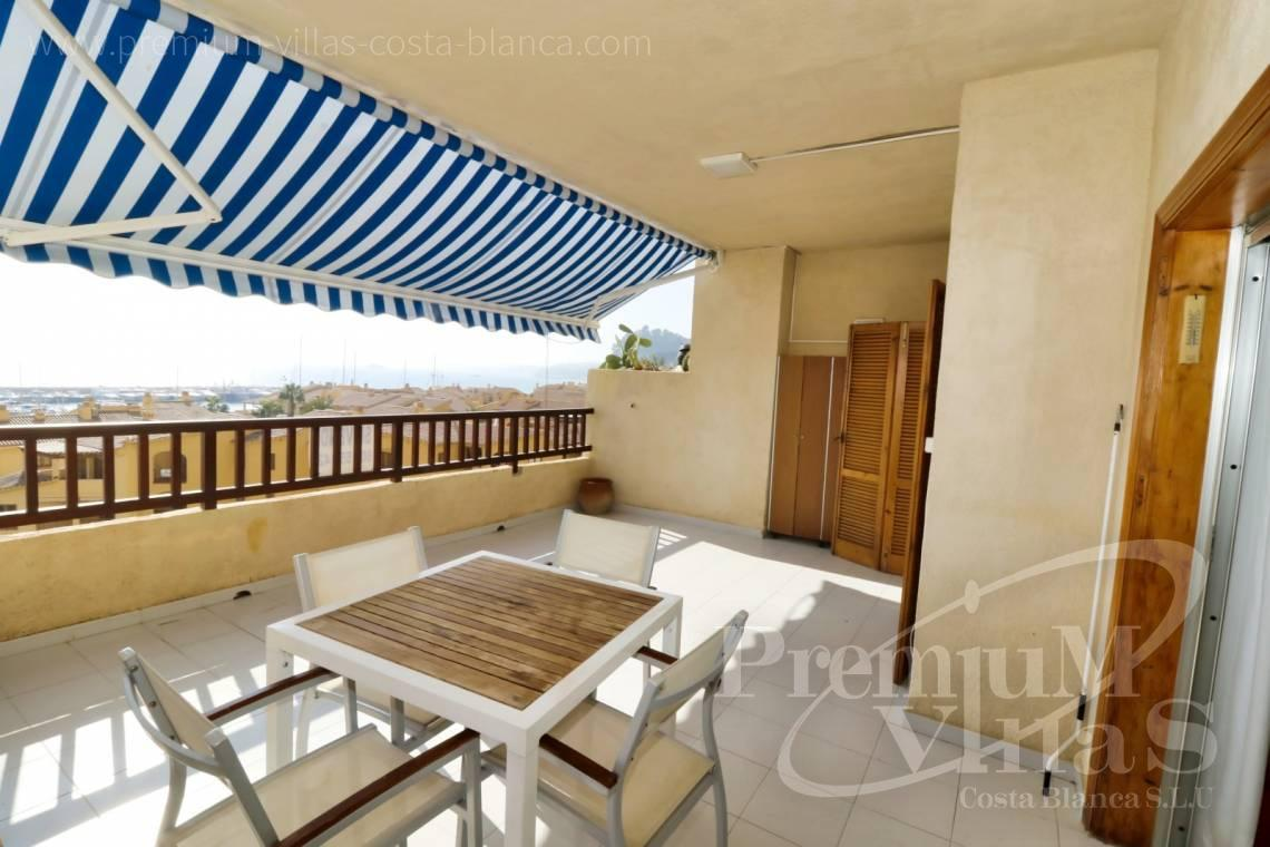 - AC0692 - Appartment with sea view in Marina Greenwich Altea 2