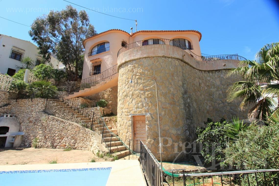 - C1604 - Detached 5 bedrooms Villa near the sea in Calpe 7