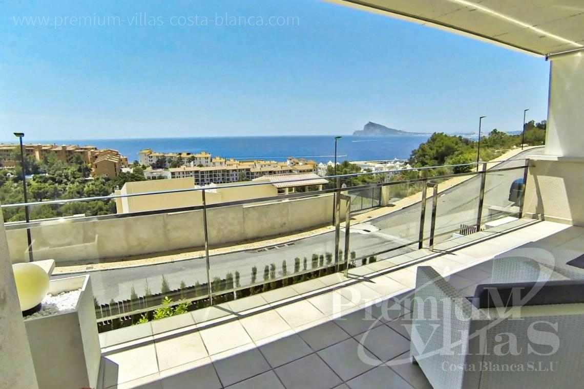 - A0668 - Modern apartment in Altea Mascarat with fantastic sea views 28