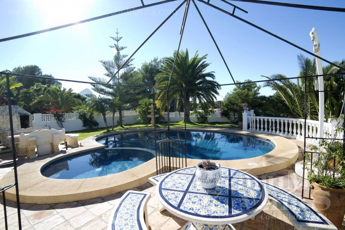 - C2171 - Villa in Calpe with guest apartment  25