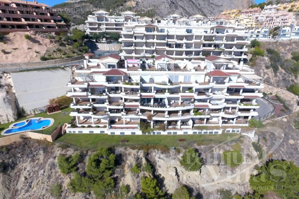 buy 2 bedrooms apartment  Altea Costa Blanca Spain - A0565 - Apartment in Mascarat at 150m from the beach 2