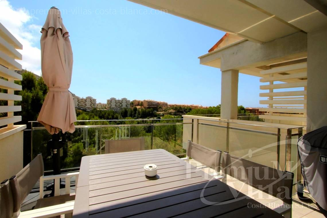 Buy property Mascarat Altea - A0552 - Beautiful and spacious penthouse in Mascarat 24