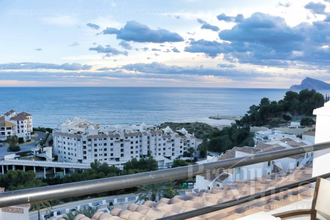 For sale penthouse in urbanization Altea Dorada in Altea - A0618 - Penthouse in the urbanization Altea Dorada in Mascarat 1